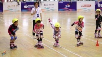 2019.6.9 上海城市业余联赛 速度轮滑 业余组 女子200米争先赛 决赛