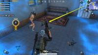 绝地求生 刺激战场:跳伞毒外的野区捡到一把M249,太意外了!
