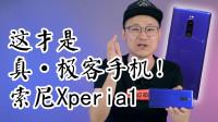 「小白测评」索尼Xperia 1  体验测评