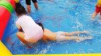 六·一儿童节抓锦鲤活动实况录像