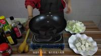 包菜炒豆腐,一起来尝试这道美味吧,超好学