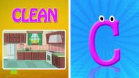 儿童语音学习视频