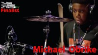 ★ME威律动★Michael Obrike - Young Drummer of the Year 2019