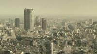 日本爆发海啸和地震整个国家都沉到了海底,空前惨烈啊!