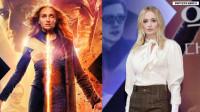 《X战警:黑凤凰》主要演员剧照和生活照对比
