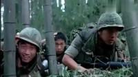 《罗密欧点》韩军小分队在竹林里被越南女兵包围,被打的抬不起头,超级好看