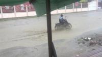 雨季到来!缅甸翡翠矿区实况,矿区周边人烟稀少!