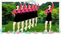 气质美女广场舞《唱一首情歌dj》现代舞风格,简
