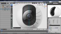 blenderCN-品构视觉-CGI工作向培训第03期-小米安全摄像头制作流程02-加速