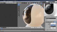blenderCN-品构视觉-CGI工作向培训第03期-小米安全摄像头制作流程04-加速