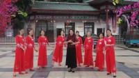 湘女广场舞队香零山游之五演唱《我和我的祖国》制作:湘女王 演唱:兰兰