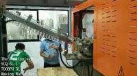 羽成机械 全电5L一腔 700BPH 吹瓶展示