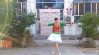 广场舞《山谷里的思念》简单三步踩,歌曲优美动听,舞步好看易学