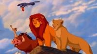 谷阿莫:5分钟看完听说最近在拍真人版的动画电影《狮子王 The Lion King》