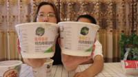 """试吃""""CJ咖喱鸡肉酱饭"""",微波加热3分钟就能吃,比外卖快多了"""