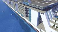 美国耗资600亿建漂浮城市,两年绕地球一圈,又一泰坦尼克号诞生?