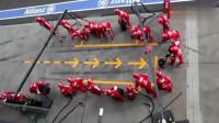 这就是F1方程式史上最高时速! 大饱眼福啊