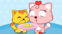 猫小帅欢乐时刻之西餐与中餐