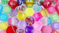 趣味亲子过家家游戏,拉面王水晶泥创意新玩法激发宝宝色彩创造力