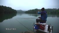 针对钓友们提出的自然水域如何选点问题大毛老师进行详细的讲解