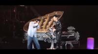 可怜的陈奕迅,花钱去看周杰伦演唱会却被叫上台唱歌,真是亏大了