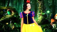 国外时尚美妆:森林里原来真有小精灵,萌化了老夫的少女心!