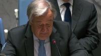 联合国秘书长谴责阿曼海油轮遇袭事件 新闻60分 20190615