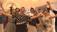 即兴快闪《我和我的祖国》 江西欣海艺术团庆祝建国70周年即兴歌唱《我和我的祖国》