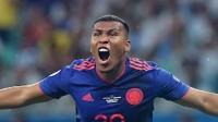 美洲杯-R马爆射破门萨帕塔建功 阿根廷首战0-2完败哥伦比亚