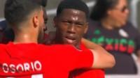金杯赛-霍伊莱特破门19岁妖星双响 加拿大揭幕战4-0大胜