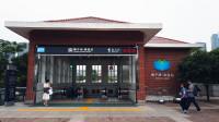 [2019.5]长沙地铁2号线 湘江中路-橘子洲 运行与报站