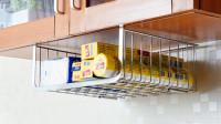大多数小户型厨房的朋友都没有用对收纳方法!