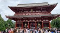 【日本行】出发第四天, 东京一天自由行, 【浅草寺】……