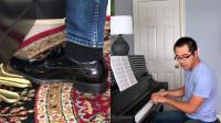 2019-2020英皇考级八级A3肖斯塔科维奇A小调前奏曲与赋格讲解(旅美钢琴家于泽楠)
