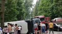 安徽两车相撞致37人伤 其中32名师生刚参加完中考