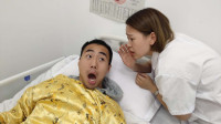 妻子在ICU照顾丈夫10天,痊愈后回院复查,医生要我赶紧离婚