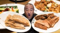 北京必吃的肉饼?牛肉馅烙饼28一张,吃饱喝足逛北京最牛胡同!