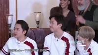 陈赫凶邓超:我不认识杨颖!一旁baby的反应,太尴尬