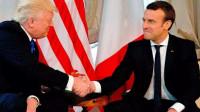 特朗普又惹麻烦!法国果断出手反击,马克龙呼吁欧洲回击美国讹诈