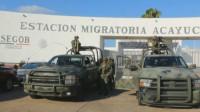 墨西哥单日拦截近800名非法移民
