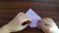 折纸猫 如何折猫 立体猫折纸视频教程 无加速原始版
