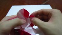 折纸教室 - 玫瑰花