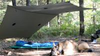 野外生存体验背包旅行