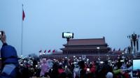 不去天安门广场看升旗,永远不知道3点半起床都晚,人超多!