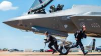 F35零件断货美英恐慌,大国制造不可替代,美军求白宫解除禁令
