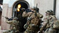 美国特种部队的实战军事演习,特种兵个个战斗力惊人