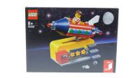 乐高创意系列40335太空火箭飞行积木开箱