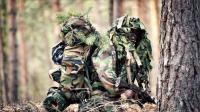 现代俄罗斯军队陆军军事演习,特种部队风采展示