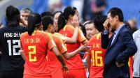 中国女足顶住西班牙猛攻0-0晋级十六强 彭诗梦屡献神扑