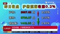 昨日收盘:沪指震荡收涨0.2%